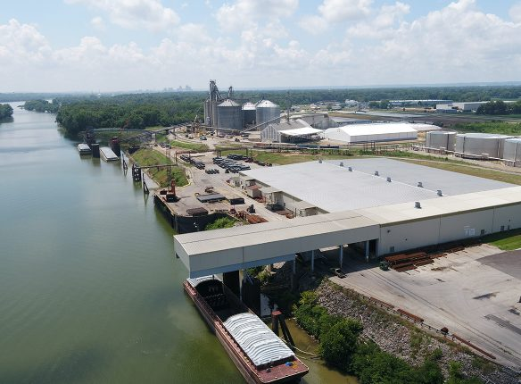 Ports of Indiana Jeffersonville