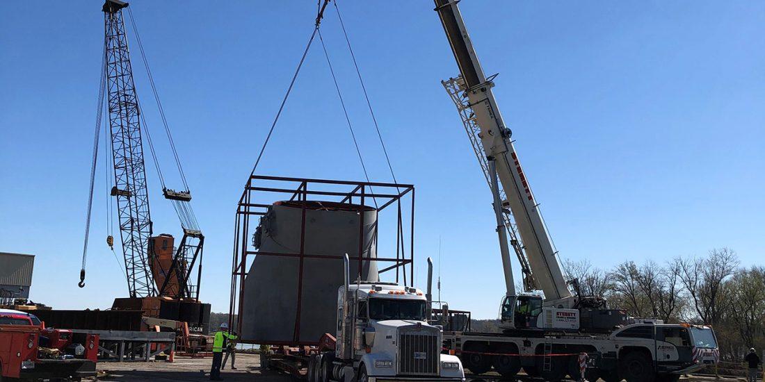 Jeffersonville Cargo The Lehigh Cement Inc.