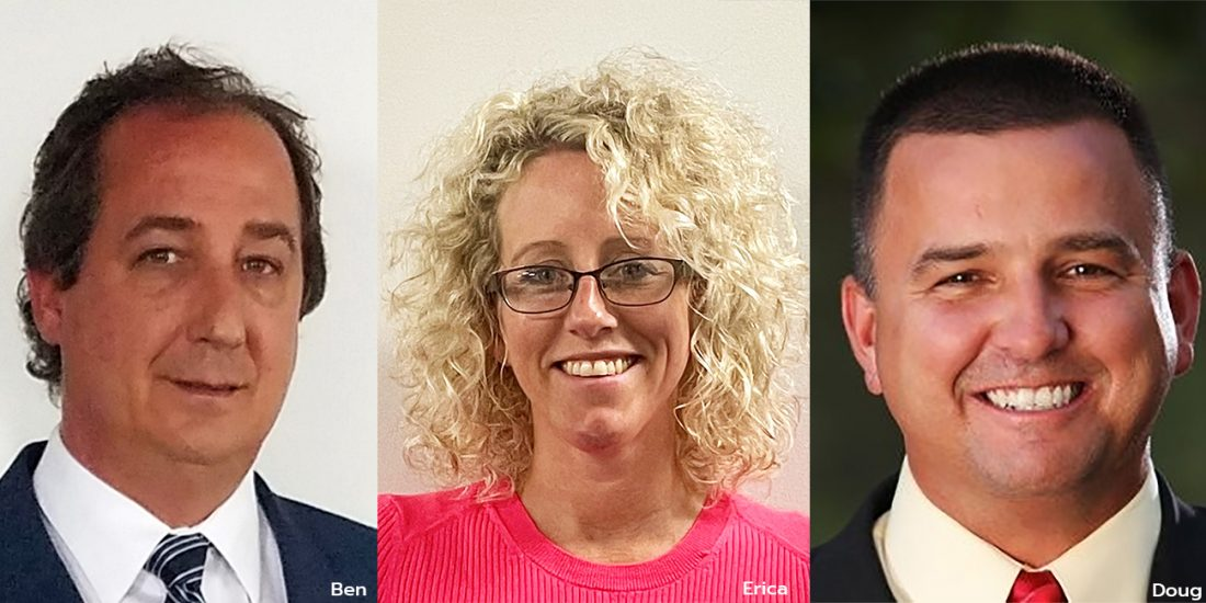 Ports of Indiana Welcomes New Hires